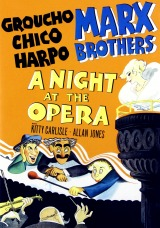 A Night at the Opera (1935) first entered on 1 March 1999