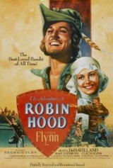 The Adventures of Robin Hood (1938) moved from 181. to 183.