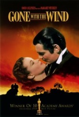 Gone with the Wind (1939) moved from 153. to 152.