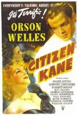 Citizen Kane (1941) moved from 73. to 72.