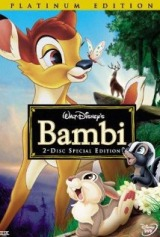 Bambi (1942) first entered on 5 October 1998
