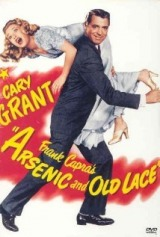 Arsenic and Old Lace (1944) moved from 145. to 144.