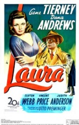 Laura (1944) first entered on 9 September 1999