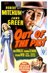 Out of the Past (1947) first entered on 16 March 2006