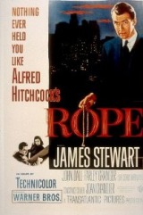 Rope (1948) first entered on 8 August 2007