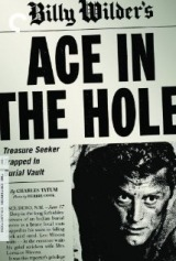 Ace in the Hole (1951) moved from 231. to 235.