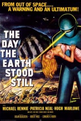 The Day the Earth Stood Still (1951) moved from 202. to 204.