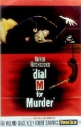 Dial M for Murder (1954) moved from 167. to 166.