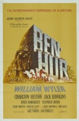 Ben-Hur (1959) first entered on 26 April 1996