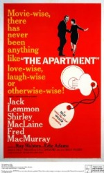 The Apartment (1960) moved from 97. to 98.