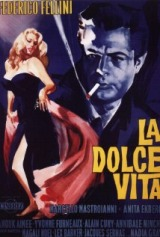 La dolce vita (1960) moved from 235. to 233.