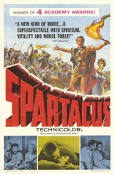 Spartacus (1960) first entered on 12 September 1997