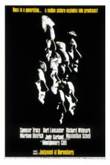 Judgment at Nuremberg (1961) a.k.a Judgement at Nuremberg