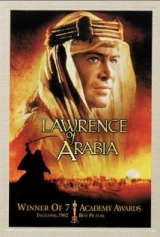 Lawrence of Arabia (1962) first entered on 26 April 1996