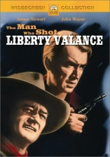 The Man Who Shot Liberty Valance (1962) moved from 161. to 158.