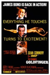Goldfinger (1964) moved from 220. to 245.
