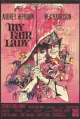 My Fair Lady (1964) first entered on 26 April 1996