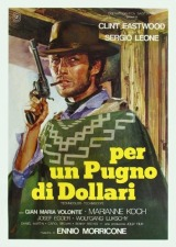 Per un pugno di dollari (1964) first entered on 19 July 2012