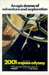 2001: A Space Odyssey (1968) moved from 90. to 91.