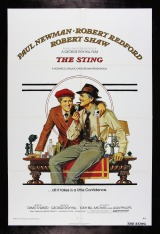 The Sting (1973) moved from 98. to 97.
