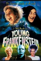 Young Frankenstein (1974) first entered on 26 April 1996