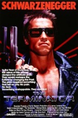 The Terminator (1984) first entered on 26 April 1996