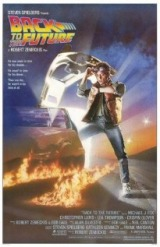 Back to the Future (1985) moved from 238. to 157.