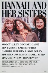 Hannah and Her Sisters (1986) first entered on 5 October 1998