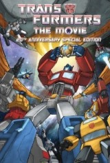 The Transformers: The Movie (1986) first entered on 19 December 1996