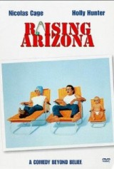 Raising Arizona (1987) first entered on 26 April 1996