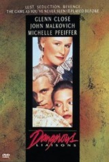 Dangerous Liaisons (1988) first entered on 26 April 1996