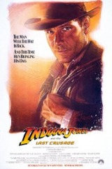 Indiana Jones and the Last Crusade (1989) moved from 146. to 144.