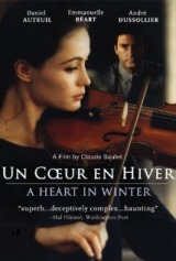 Un Coeur en hiver (1992) first entered on 22 January 1997