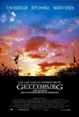 Gettysburg (1993) first entered on 2 April 1997