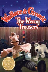 Wallace & Gromit in The Wrong Trousers (1993) first entered on 26 April 1996