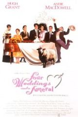 Four Weddings and a Funeral (1994) first entered on 26 April 1996