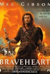 Braveheart (1995) first entered on 26 April 1996