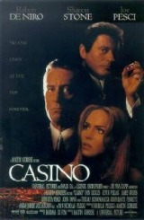 Casino (1995) first entered on 12 September 1997