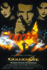 GoldenEye (1995) first entered on 26 April 1996