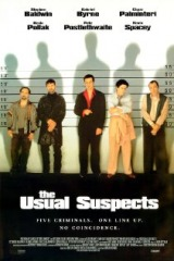 The Usual Suspects (1995) first entered on 26 April 1996