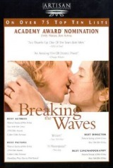 Breaking the Waves (1996) moved from 108. to 188.