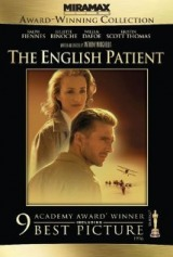 The English Patient (1996) moved from 125. to 145.