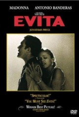 Evita (1996) first entered on 2 April 1997
