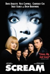 Scream (1996) moved from 87. to 118.