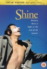 Shine (1996) moved from 151. to 229.