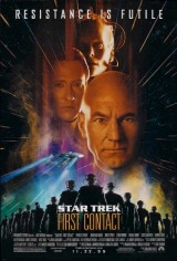 Star Trek: First Contact (1996) a.k.a Star Trek VIII: First Contact