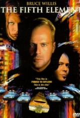 The Fifth Element (1997) moved from 171. to 224.