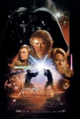 Star Wars: Episode III - Revenge of the Sith (2005) moved from 210. to 212.