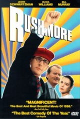 Rushmore (1998) first entered on 1 March 1999
