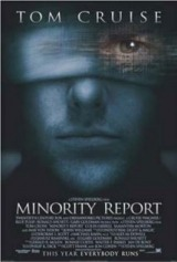 Minority Report (2002) first entered on 1 July 2002